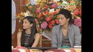 黒木メイサ&小栗旬 2007 ① 黒木メイサ 動画 2