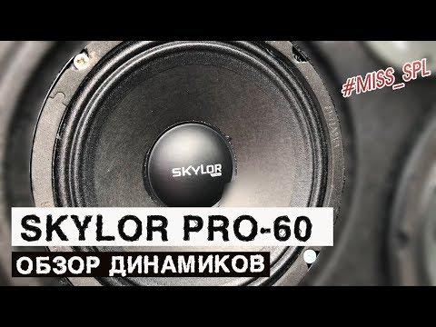 Динамики SKYLOR Pro-60. Обзор и прослушка - #miss_spl