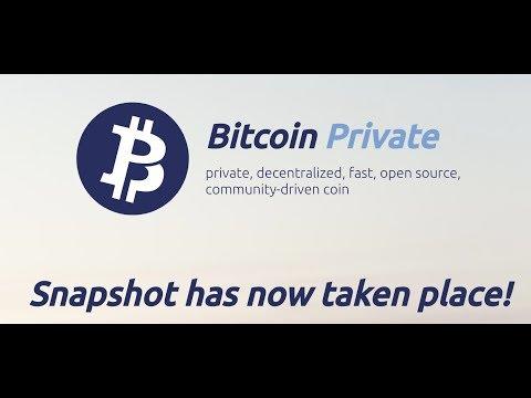 Bitcoin Private Hardfork, ZClassic Bittrex Stress