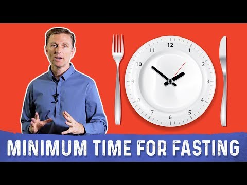 The Minimum Time Your Should Fast for Results