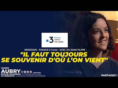 IL FAUT TOUJOURS SE SOUVENIR D'OÙ L'ON VIENT - Manon Aubry