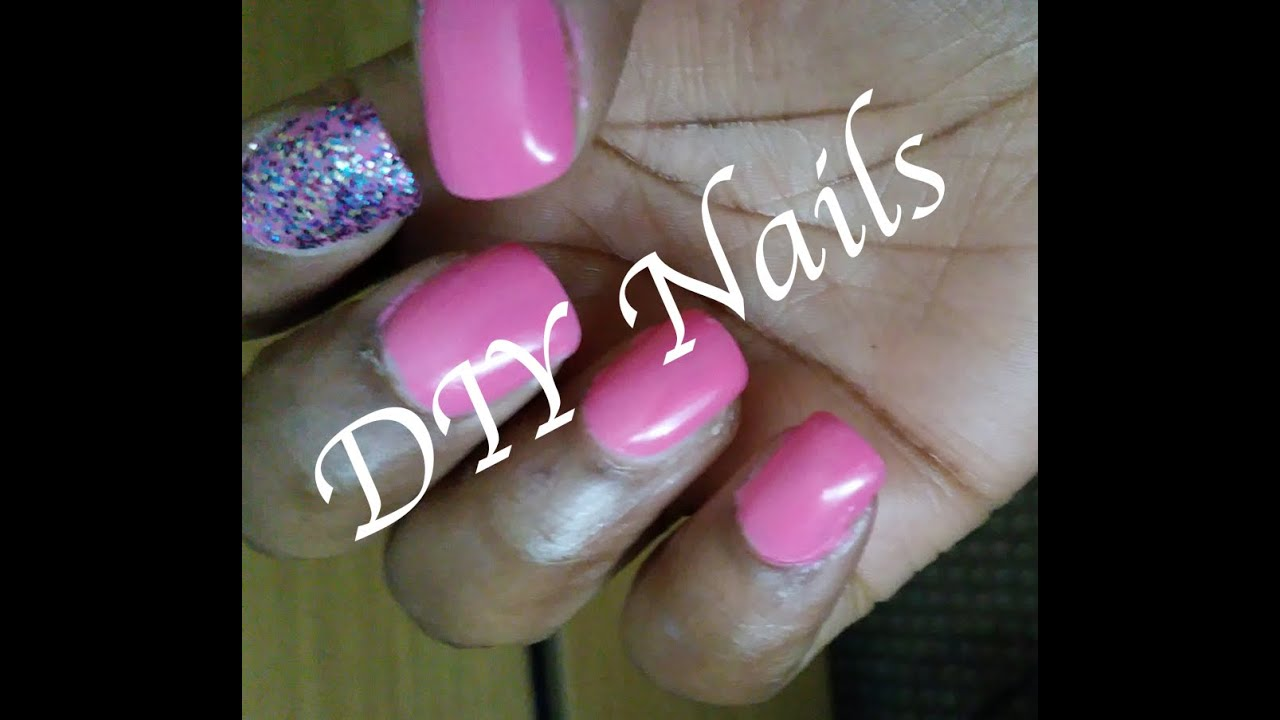 How to Apply Acrylic Nails at Home | Fab How