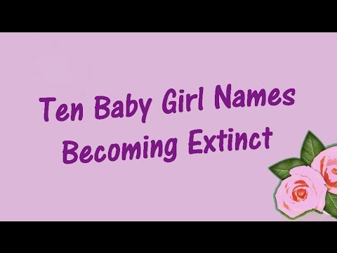Uncommon Girl Name