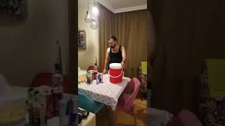 Süper Alkol Kokteyl Tarifi