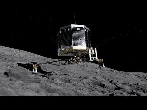 Rosetta Mission: Philae has Landed!