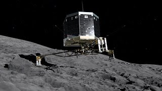 Rosetta Mission: Philae has Landed!