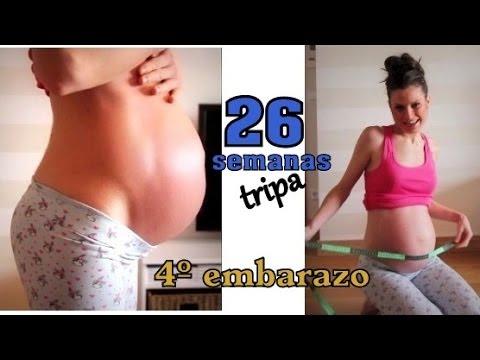 Tripa dura embarazo 18 semanas