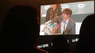 Video [Full] 171004 Wanna One Fan Meeting in Hong Kong - Art Class @Wanna School (Part 2) download MP3, 3GP, MP4, WEBM, AVI, FLV Maret 2018