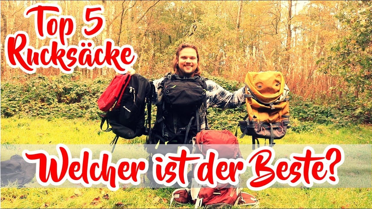 top 5 rucks cke welcher rucksack ist der richtige outdoor survival backpacking bushcraft edc. Black Bedroom Furniture Sets. Home Design Ideas