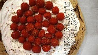 雲迪灶頭 - 朱古力蛋白甜餅 Chocolate Pavlova