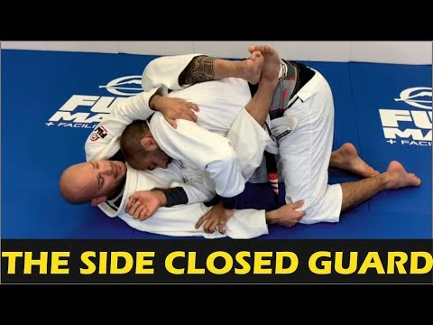 The Side Closed Guard by Xande Ribeiro