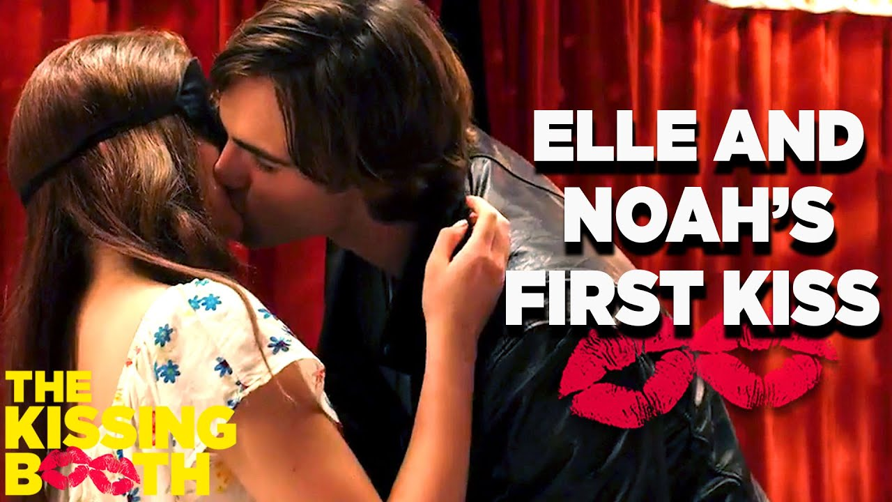 Download Elle and Noah's First Kiss | The Kissing Booth