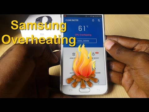 Fix Samsung Galaxy or Other Phone overheating issue easily