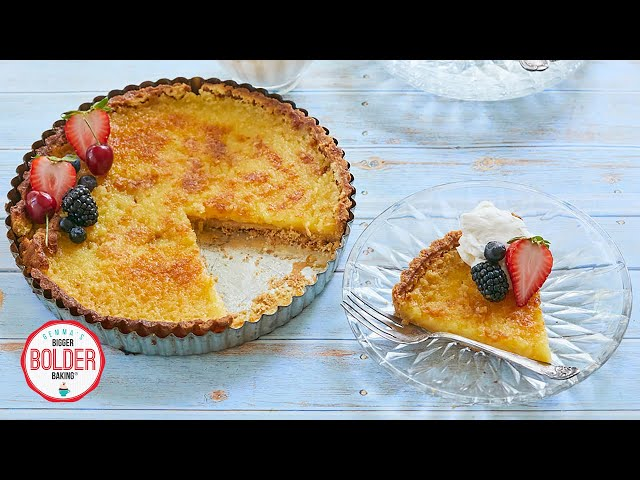 Download The Whole Lemon Tart Is Easier Than Pie Mp4 Video Recipe Cook 2021