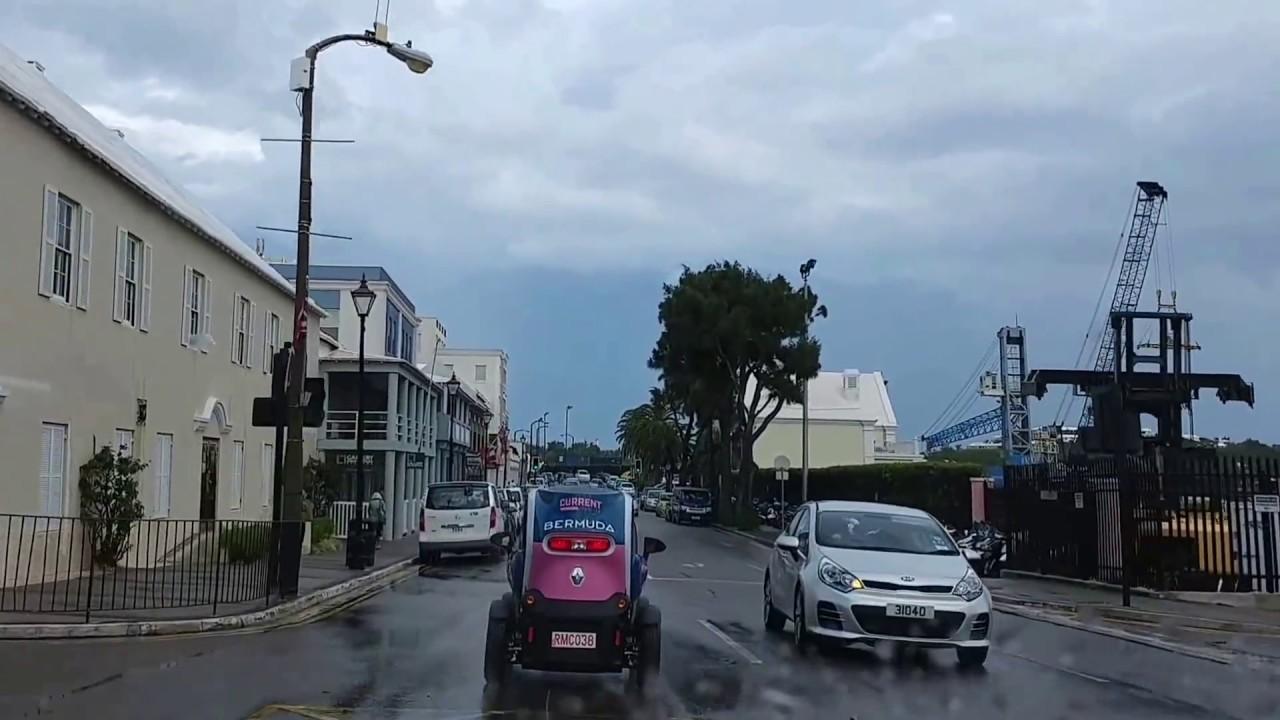 Bermuda Car Rental >> Mini Electric Rental Cars In Bermuda Youtube