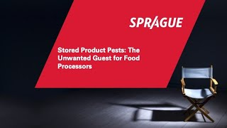 Stored Product Pest: The Unwanted Guests for Food Processors