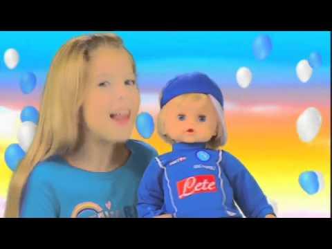Cicciobello Napoli versione originale - YouTube