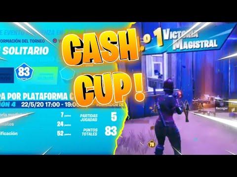 VICTORIA CASH CUP SOLO / SOLO CASH CUP WIN /Mr Makako