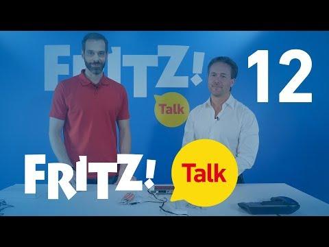 FRITZ! Talk 12 – Internet, Telefonie? Alles IP!