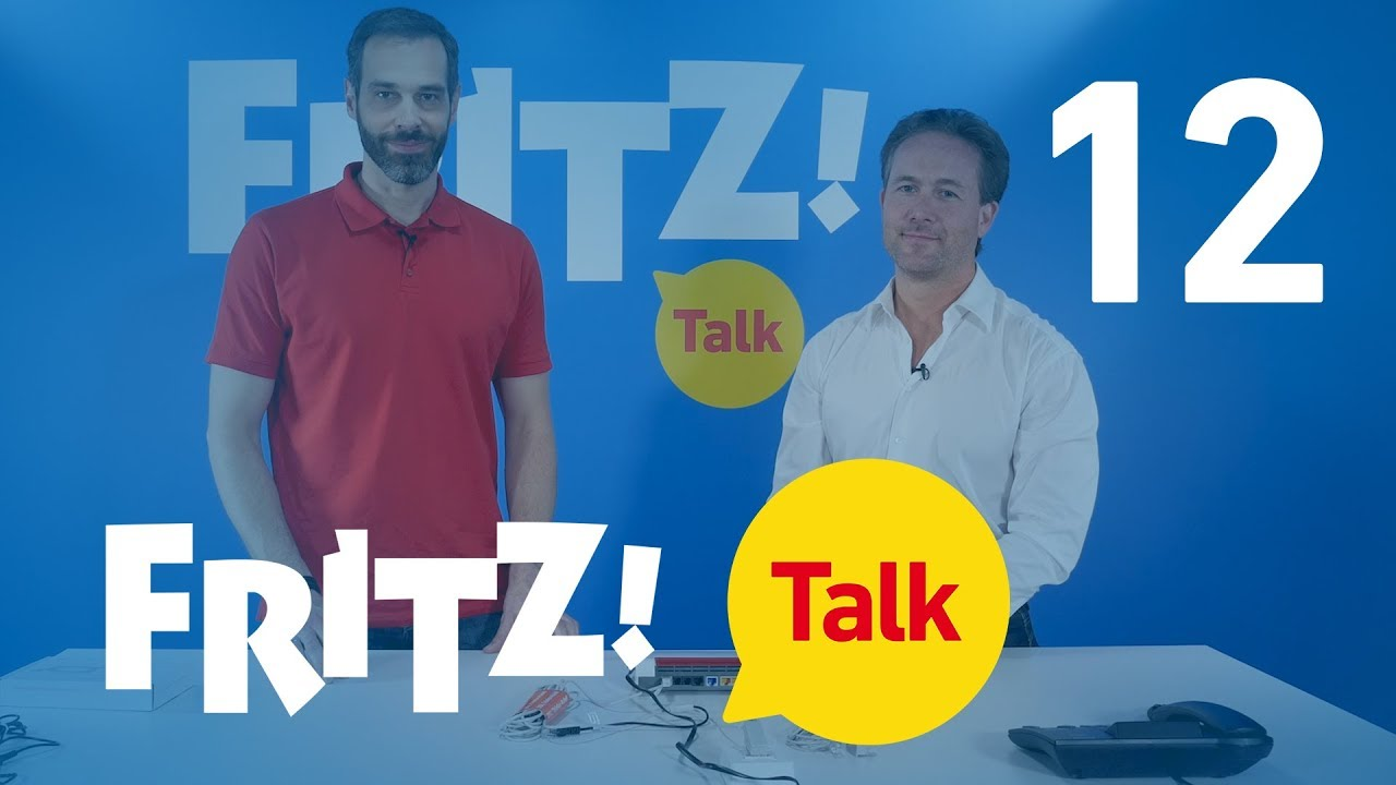 FRITZ! Talk 12 – Internet, Telefonie? Alles IP!