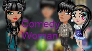 Аватария. Comedy Woman /Женщина у гадалки.
