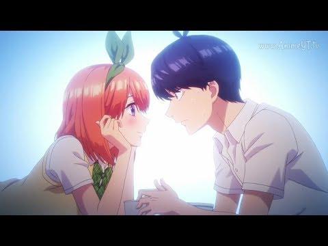 Fuutarou conoce a Yotsuba - Go Toubun no Hanayome