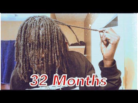 Dreadlock Journey (2 Years 8 Months)