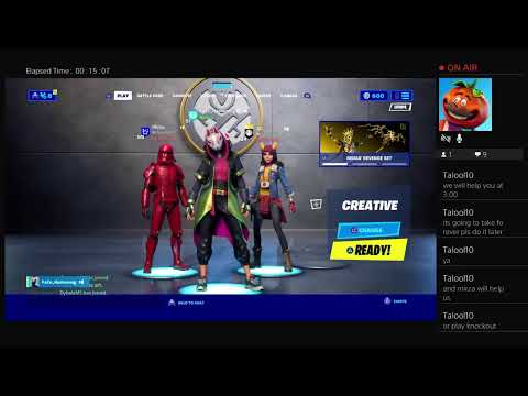 Fortnite chapter 2 season 2 Do What I say OR DIE
