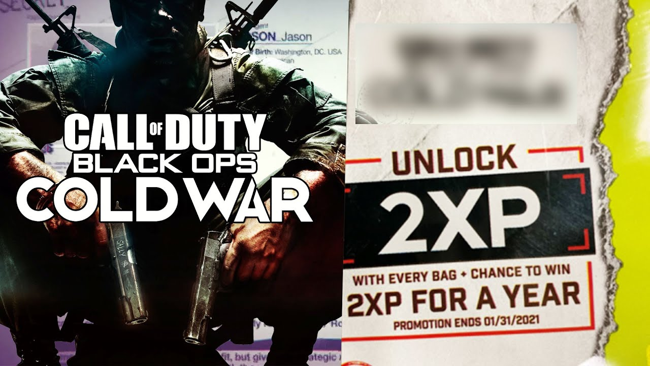 Black Ops Cold War Logo Leaked Possible Reveal Release Date