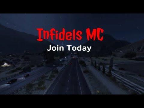 Church Ride (Infidels MC Promo)