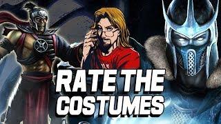 RATE THE COSTUMES: Mortal Kombat Deception Edition