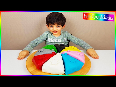 Thumbnail: Learn Colors for Kids with a Colorful Birthday Cake and Whipped Cream