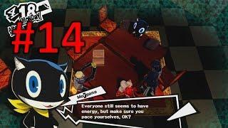 KAMOSHIDA PALACE   Persona 5 Episode 14 BLIND