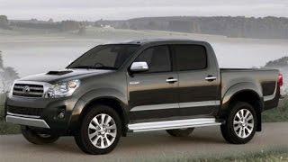 Toyota hilux pick up 2015