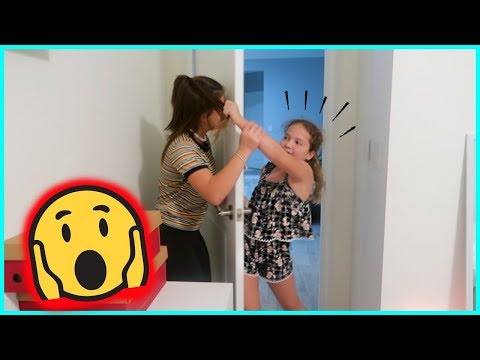 FIGHTING WITH MY SISTER | SISTERFOREVERVLOGS #427