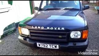 Land Rover Discovery 2 TD5 - Rear Chassis Rails Replacement - Part One