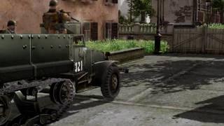 «В тылу врага 2: Штурм», официальный трейлер проекта