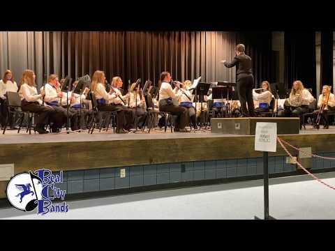 The Haunted Carousel - Erika Svanoe (Beal City High School Concert Band)