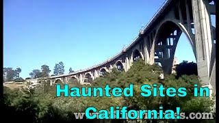 Your True California Ghost Stories Pasadena Suicide Bridge