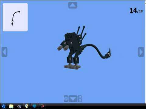 Lego How To Make A Lego Xenomorph Alien Youtube