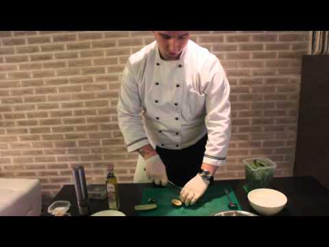 Праздничный салат от шеф-повара арт-кафе Казачок