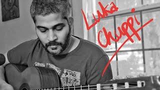 Luka Chuppi   Rang De Basanti   Guitar Vocals Cover