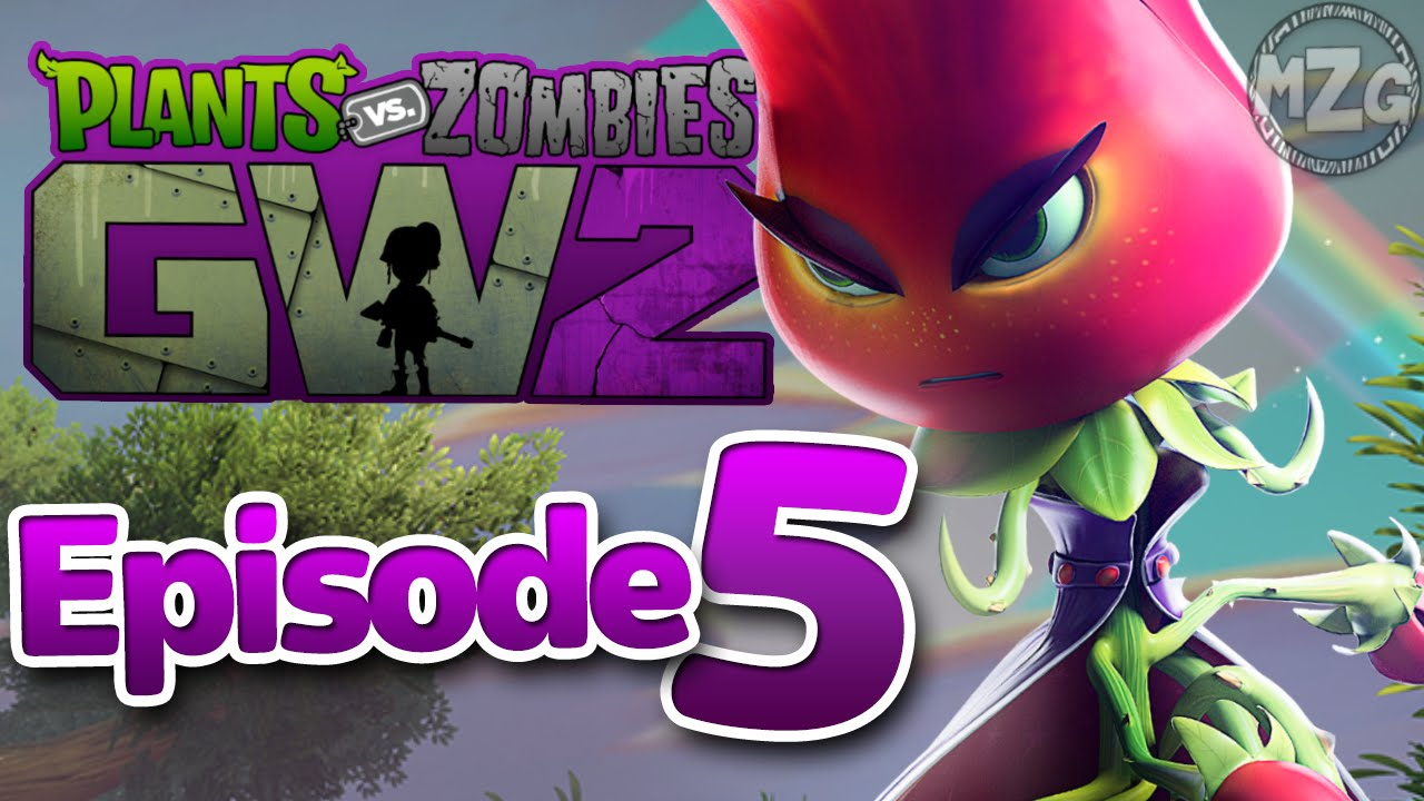 Rose Vs Gargantuar Plants Zombies Garden Warfare 2 Play Episode 5 You