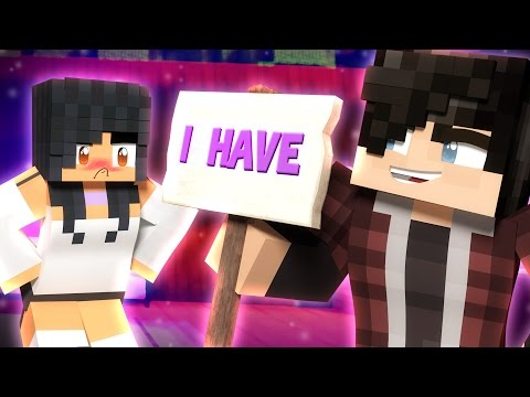 Does Aphmau Like Gene? | Minecraft Never Have I Ever
