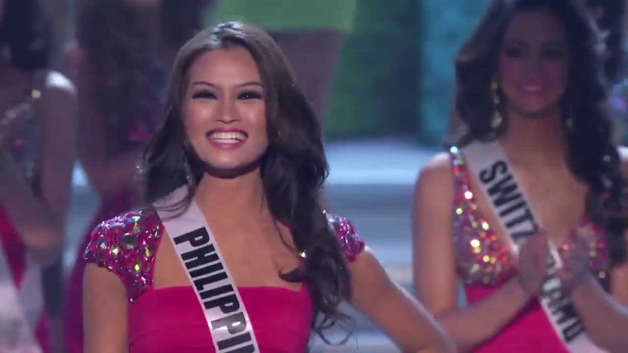 TOP 16: 2012 Miss Universe