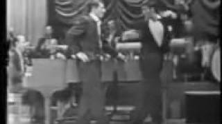 Oh Marie - Jerry Lewis -  Dean Martin - Colgate Comedy Hour Clip 11 of 19