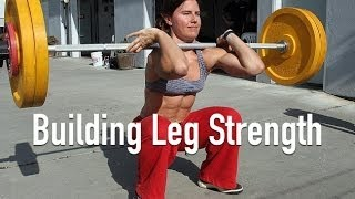 How to Build Leg Strength - GMB Fitness Skills Show [Episode #51]