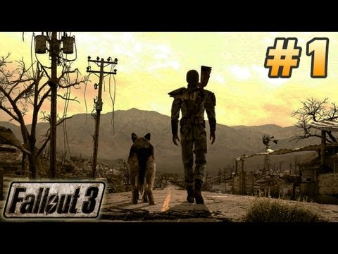 Fallout 3  Ep1 : Labri 101  Playthrough FR HD par Fanta
