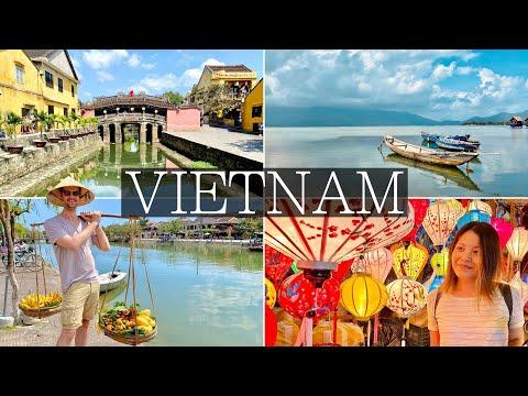 10 Days in VIETNAM: Hanoi, Ha Long Bay, Hoi An, Ho Chi Minh, Hue | Full Travel Vlog & Guide
