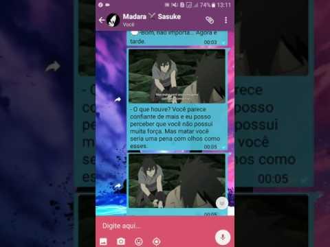 •Uchiha Sasuke (Victor Moriarty) ⚔ Uchiha Madara (Ed's Moriarty) - [HD]